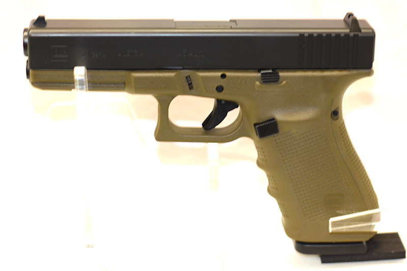 Glock G21 Gen4 .45ACP