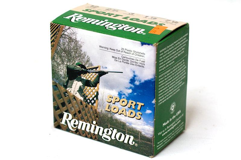"Remington Sport Load 12ga 2-3/4"" 1-1/8oz  7-1 Shot"