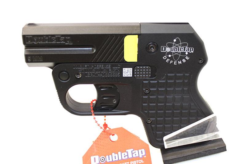 Double Tap 9mm Darringer