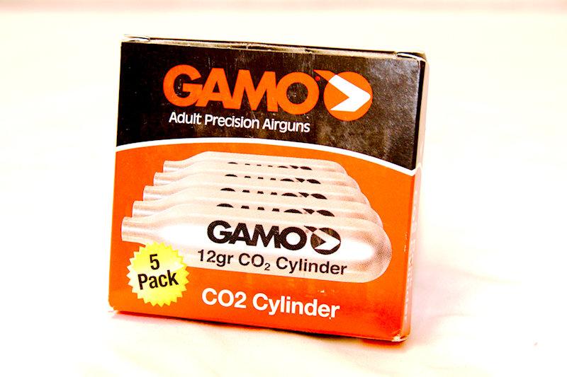 Gamo 12gr CO2 Cylindar