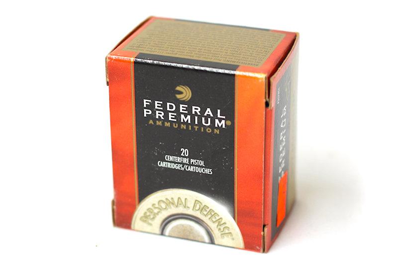 Federal Premium Hydra-Shok .357Magnum 158gr JHP