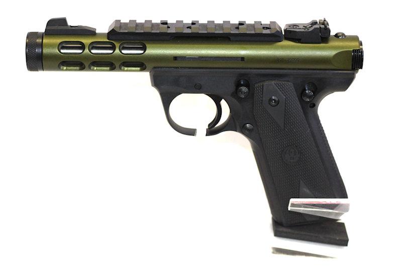 Ruger Model 22/45 22lr