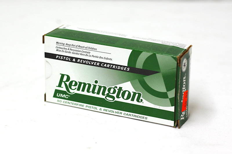 Remington UMC 38 Super Auto + P 130gr