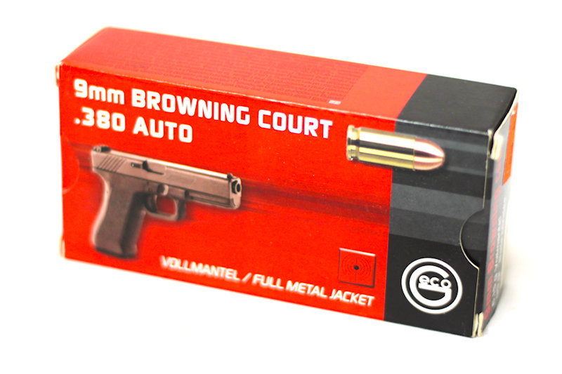 Geco 9mm Browning Court .380 Auto 95gr