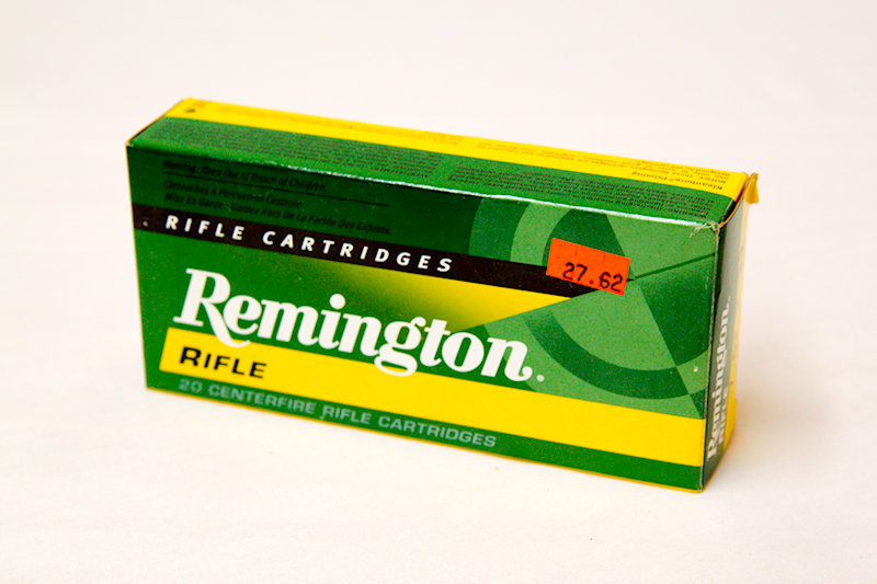 Remington 7.62x39 125gr PSP