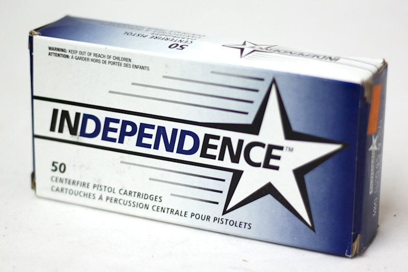 Independence 380 Auto FMJ