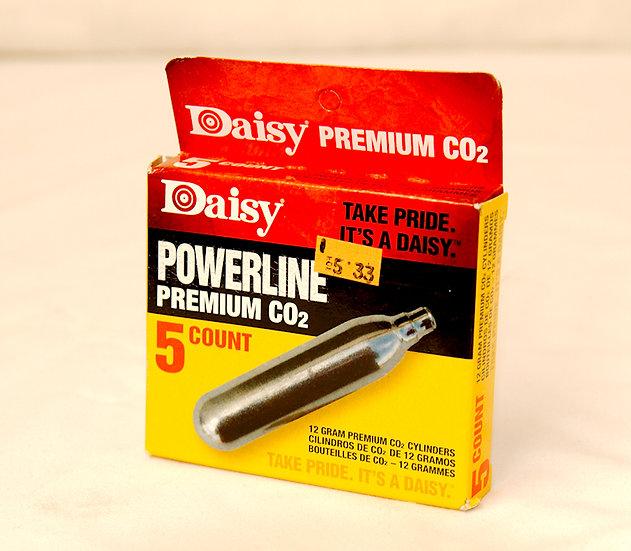 Daisy Powerline 5cnt CO2