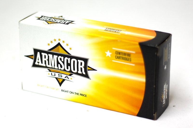 Armscor 9mm 115gr FMJ