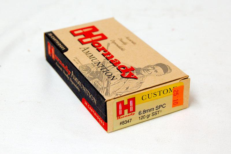 Hornady 6.8mm SPC 120gr