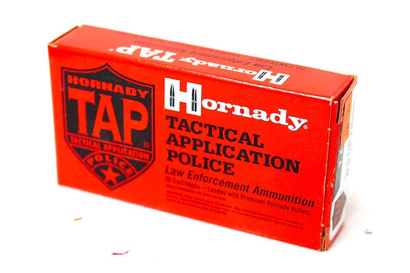 Hornady TAP 5.56 Nato 62gr