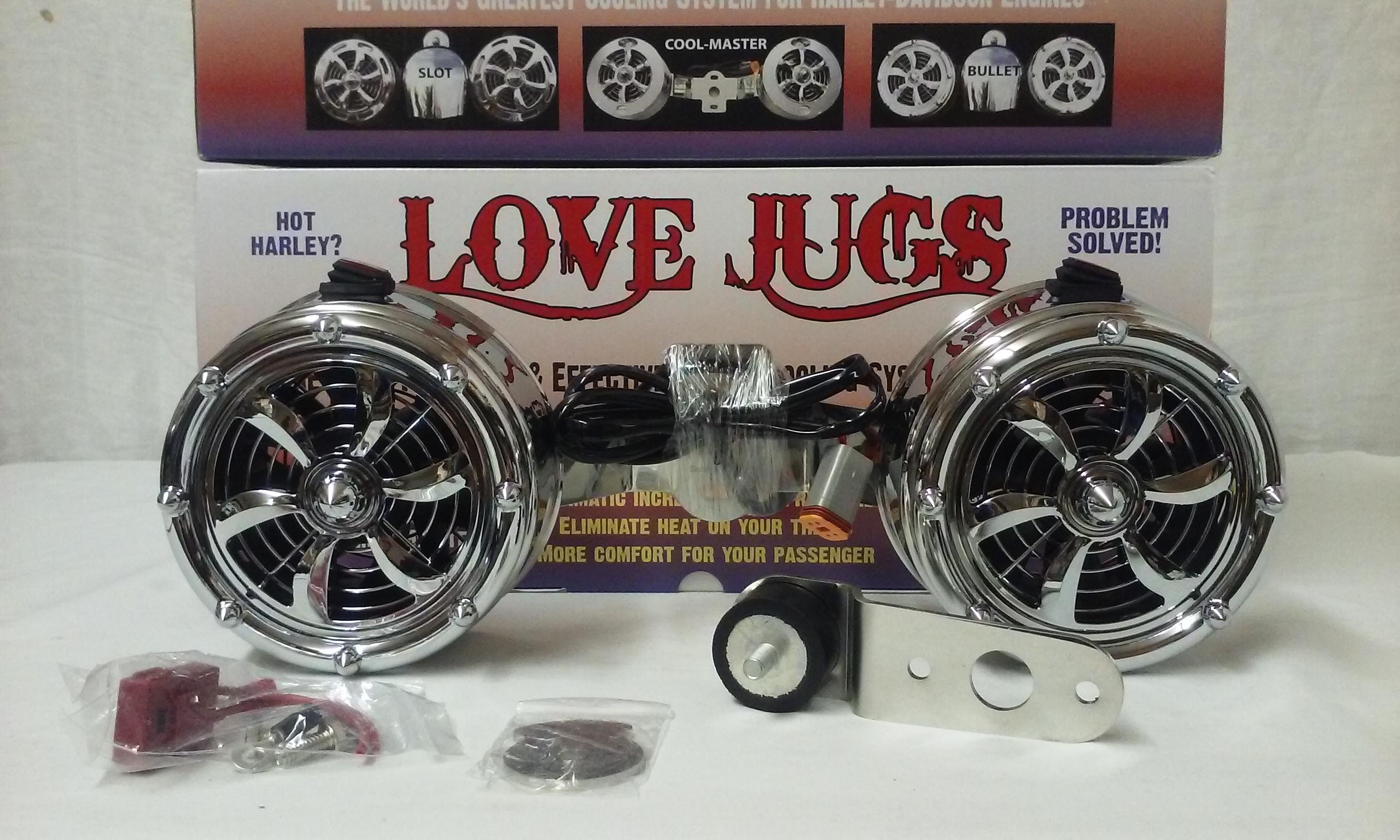 Love Jugs Bullet