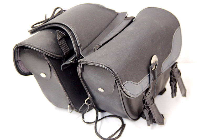 Black Vance Bags 100% Genuine Leather