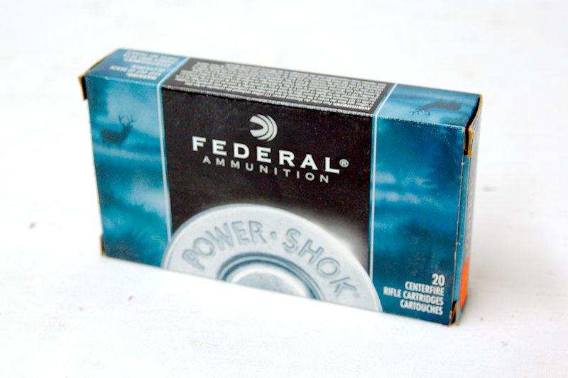 Federal 25-06 117gr SP
