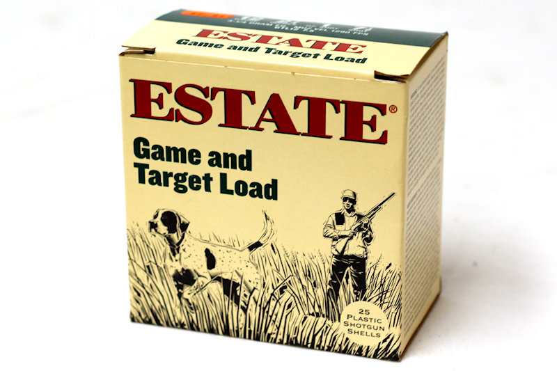 "Estate Game Load 12ga 2-3/4"" 1oz 7-1/2 shot"