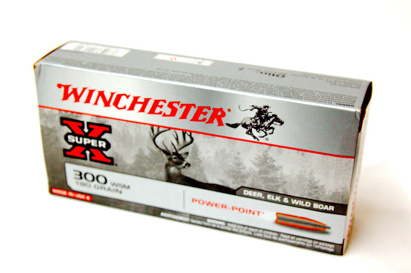 Winchester 300WSM 180gr Power-Point