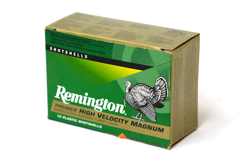 "Remington HVM 12ga 3"" 1-3/4oz 4shot"