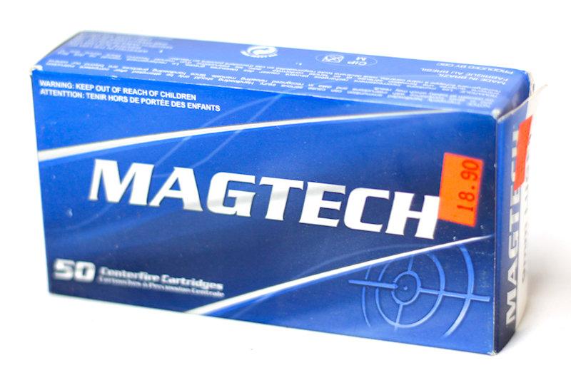 Magtech 9mm Luger FMC