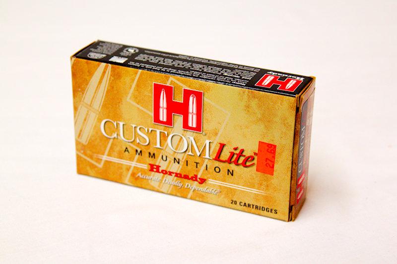 Hornady Custom lite 30-30Win 150gr RN