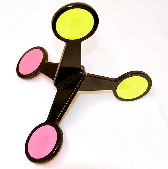 Color/Facing Changing Jumper Target