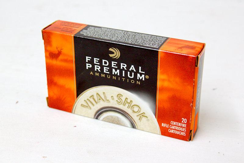 Federal Premium 25-06Rem 85gr NOSLER BT