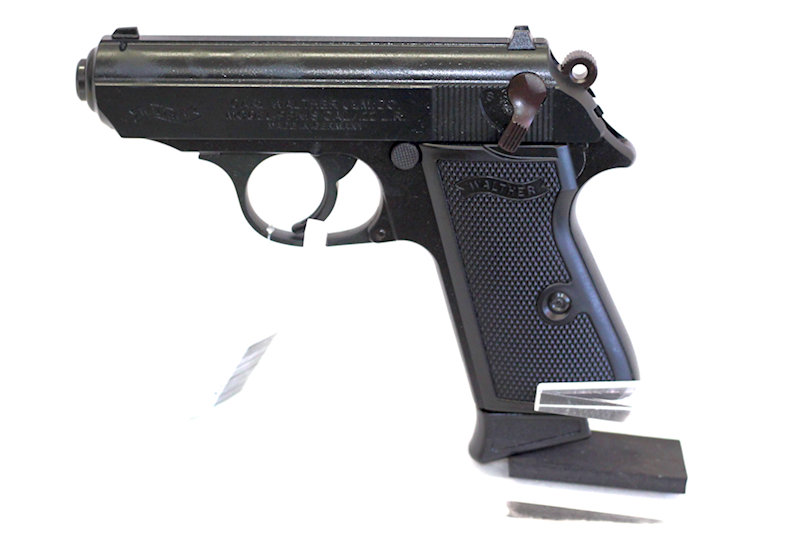 Walther PPK/S 22lr