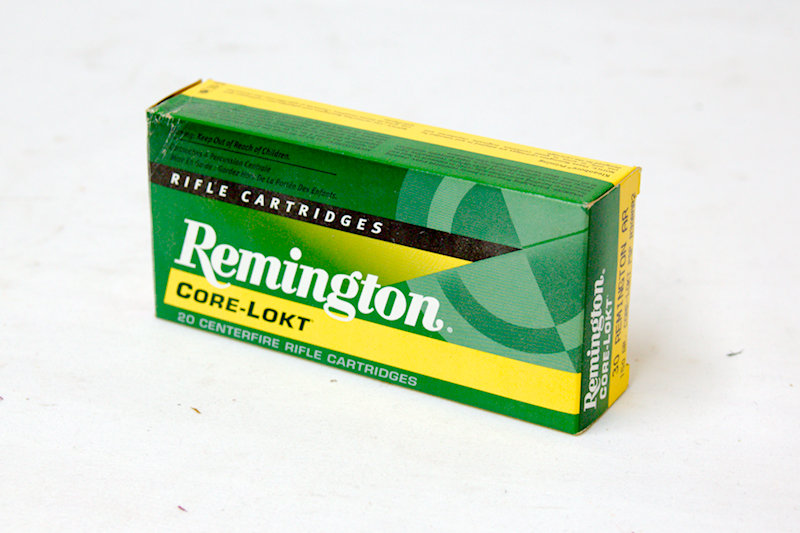 Remington 30 150gr Core-Lokt PSP