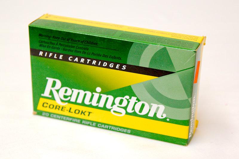 Remington 8mm Mauser 170gr Cor-Lokt