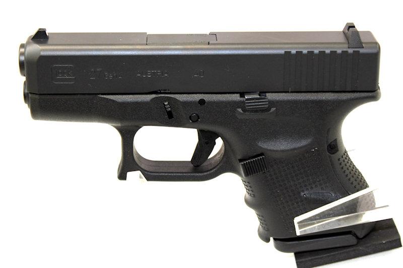 Glock G27 Gen4 .40cal