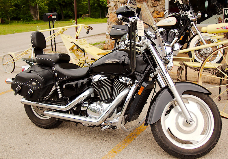 02' Honda Shadow