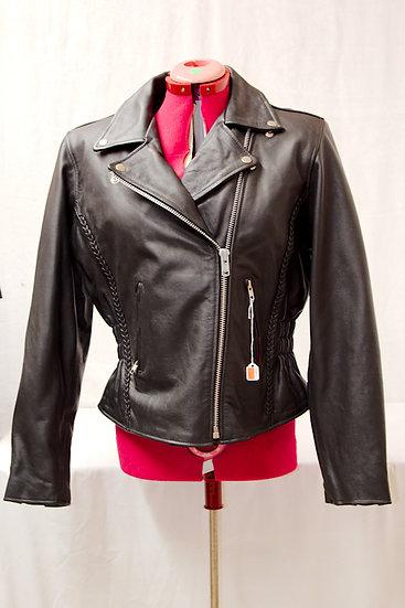 Hot Leathers Bomber Jacket