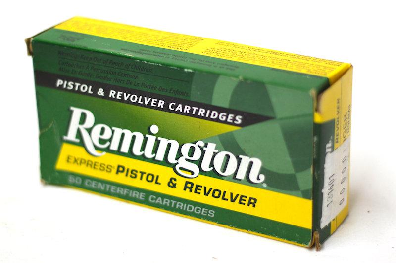 Remington Express 9mm Luger 115gr FMJ