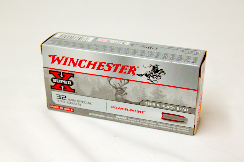 Winchester 32Win Special 170gr Power Point