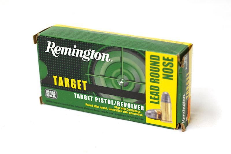Remington Target 38s&w 146gr