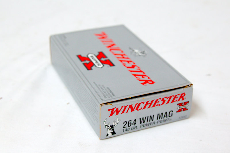 Winchester 264Win Mag 140gr Power-Point