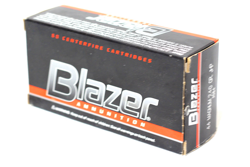 Blazer 44 Magnum 240gr JHP