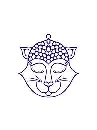Buddha Cat Yoga