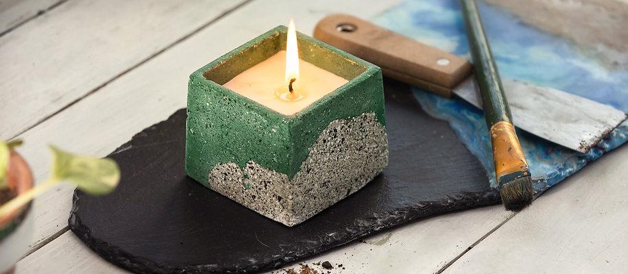 custom candles uae