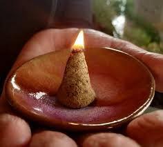Incense Cone Making