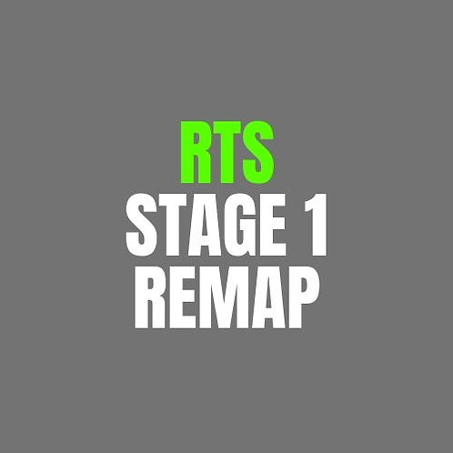 RTS Remap suit Volkswagen Amarok 3.0L 2016 - Current