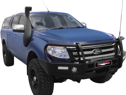 Manta Exhaust suit Ford Ranger PX Dual Cab 3.2L CRD  Oct 2011 – Sept 2016