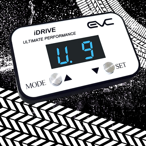 iDRIVE Throttle Controller suit Isuzu Dmax 2012 - Current