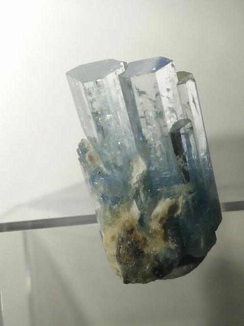 Aquamarine (=Beryl)