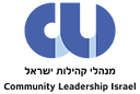 לוגו מנהלי קהילות ישראל | אבא בארבע