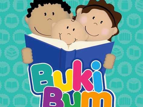 Buki Bum (Book Boom) The Beginning