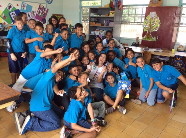 Kinderboekenfestival (Aruba)
