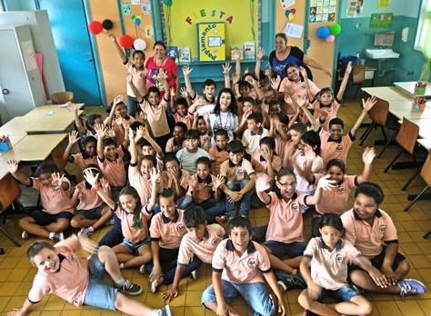 Aruba's 19th Children's Book Festival