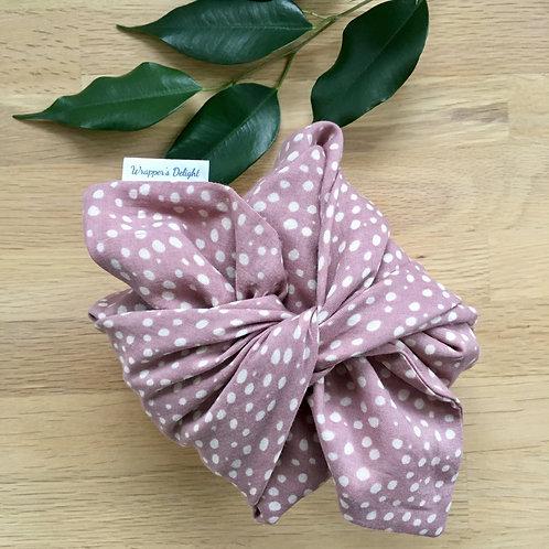 Furoshiki - Pink Scatter