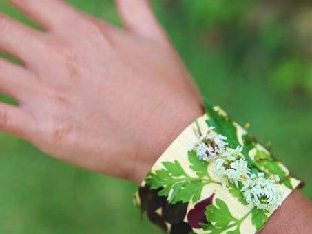 Create a Nature Bracelet