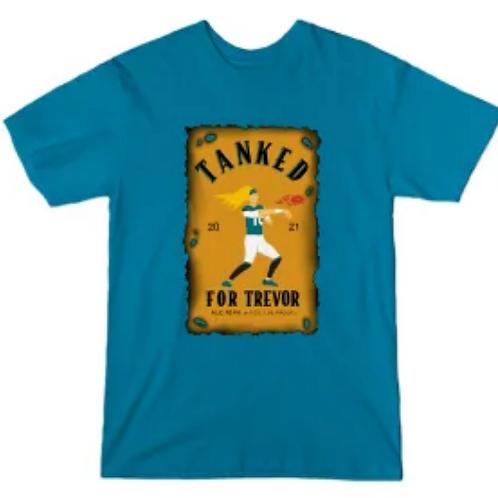 """""""Tanked for Trevor"""" T-shirt"""