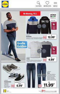 Lidl Germany LIVERGY® T-shirt men, round neck